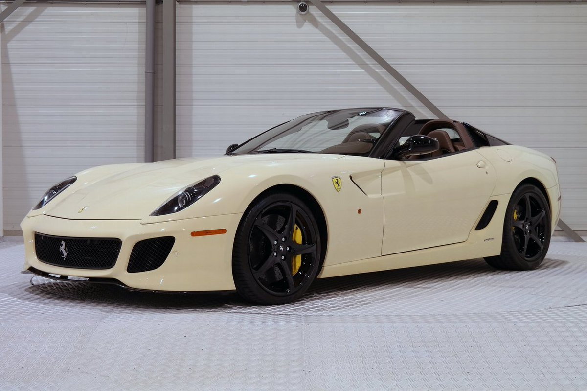 Jamesedition On Twitter Fantastic Tailormade Color Combination Ferrari 599 Gto Sa Aperta Listed Price 1 168 000 For Sale On Jamesedition Https T Co Cfdcxete6i Https T Co 57uymdsw9s