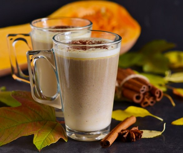 Warm up with this Horchata Latte!