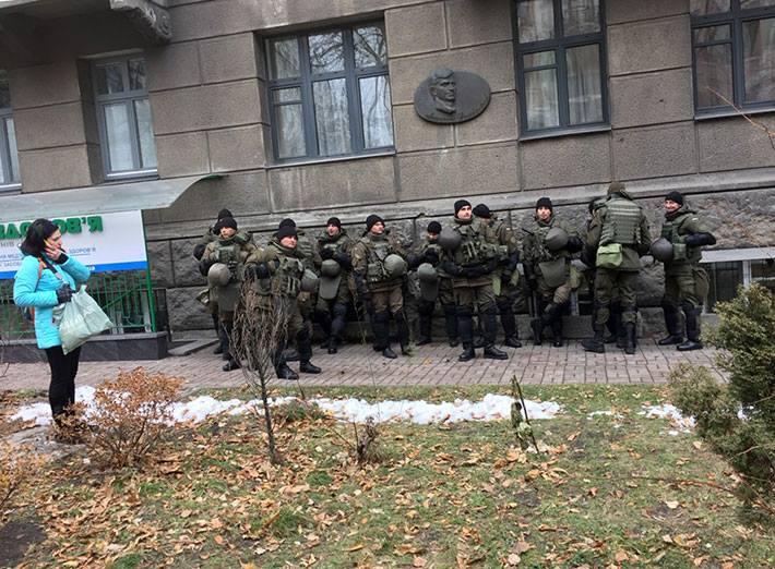 Майдан стал ответом на попытку превратить Украину в колонию жестокой, грязной и мрачной России, - Турчинов - Цензор.НЕТ 1311