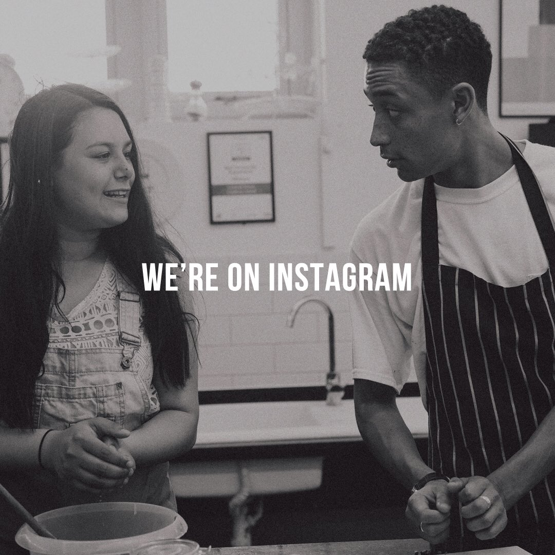 Our ADHD Cooking School has joined Instagram, show some love & follow us here: instagram.com/chilliconcarner