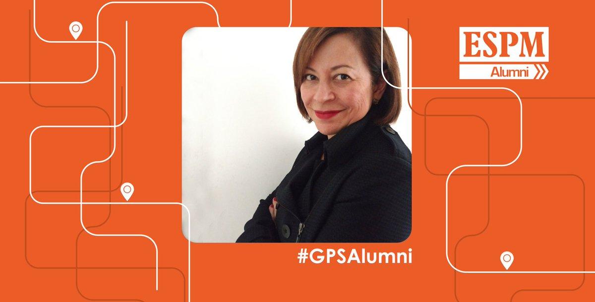 Carla Kamoi é a nova Head of Brand & Communications Americas da Everis. #GPSAlumni #SempreESPM #AlumniESPM https://t.co/nV0MIwLhrv