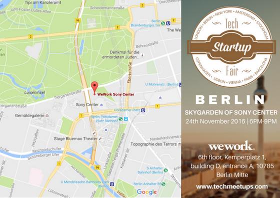 @EventCheck_ECB Save the date!#November24 employers & job seekers come together for the Berlin Tech Startup Job Fair https://t.co/kikVuwUpMQ https://t.co/XzSerdJCnH