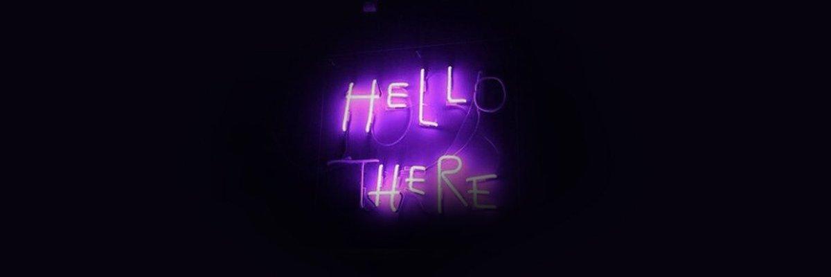 Neon Purple Twitter Icon - Disponible en png y vector ...