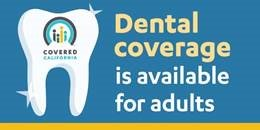 A@ @CoveredCA has added new dental plans! #MillennialMon https://t.co/PJ6rFeXKsG