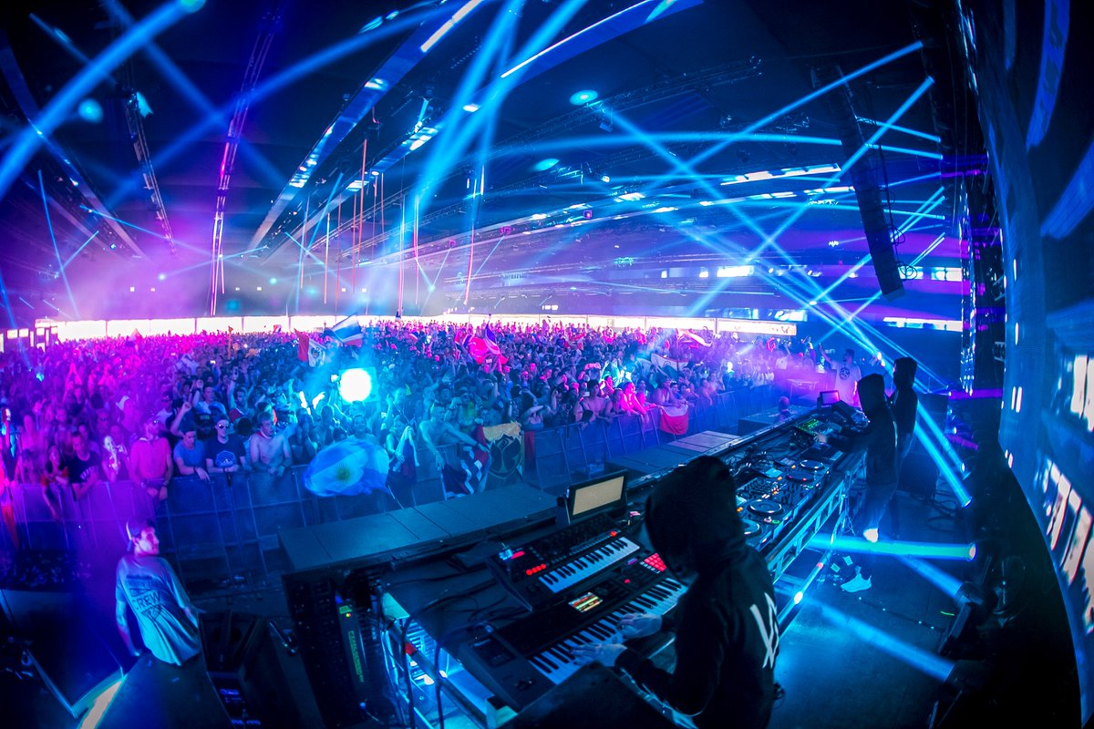 """Tomorrowland on Twitter: """"Performing live at the Garden Of"""