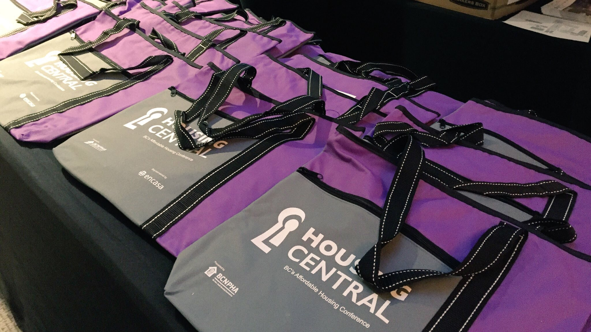 Have you gotten your delegate bags yet? You could be the winner of a @StarbucksCanada giftcard! ☕️ #HousingCentral https://t.co/OKsG8yrNBj