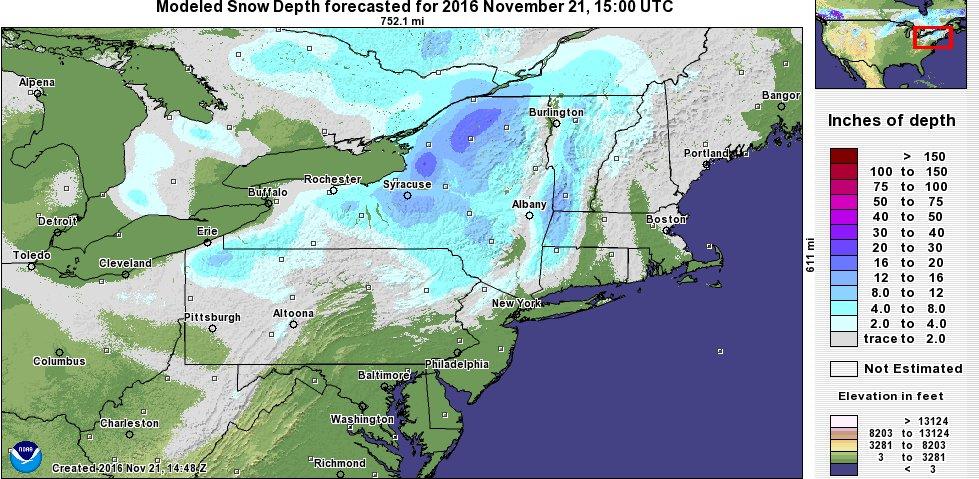 11/19-11/21 Rain/Snow Observations - Page 6 CxzDg-QUoAAk0KS