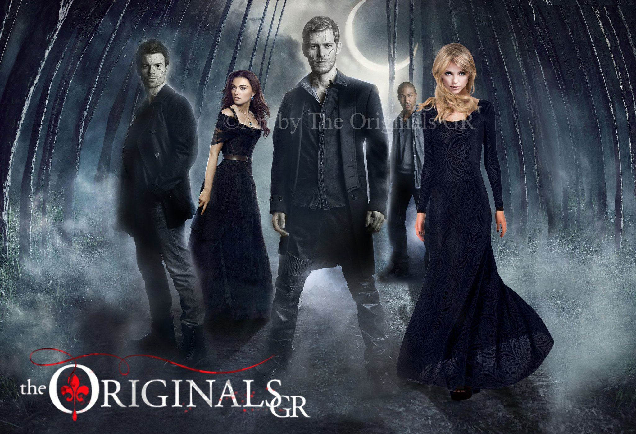 "The Originals GR on Twitter: ""My new poster for # ..."