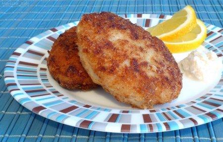 Рецепты блюд из рыбы и морепродуктов