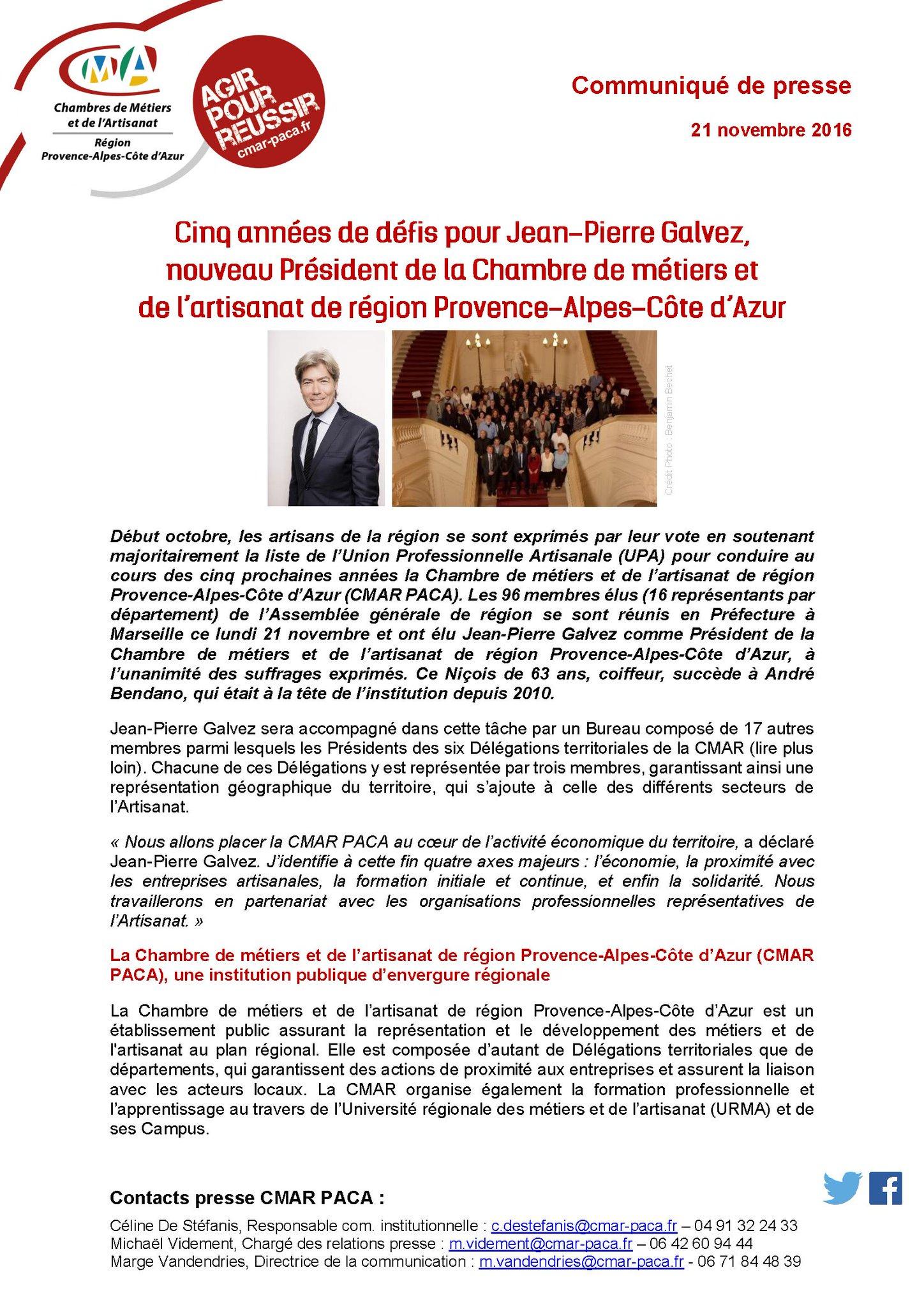 "CMAR PACA on Twitter "" muniquédePresse"