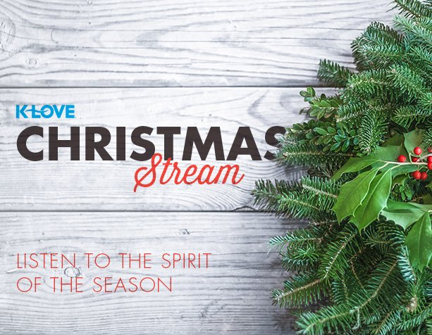Klove Christmas Radio.K Love Radio On Twitter Tag Someone That Loves Christmas