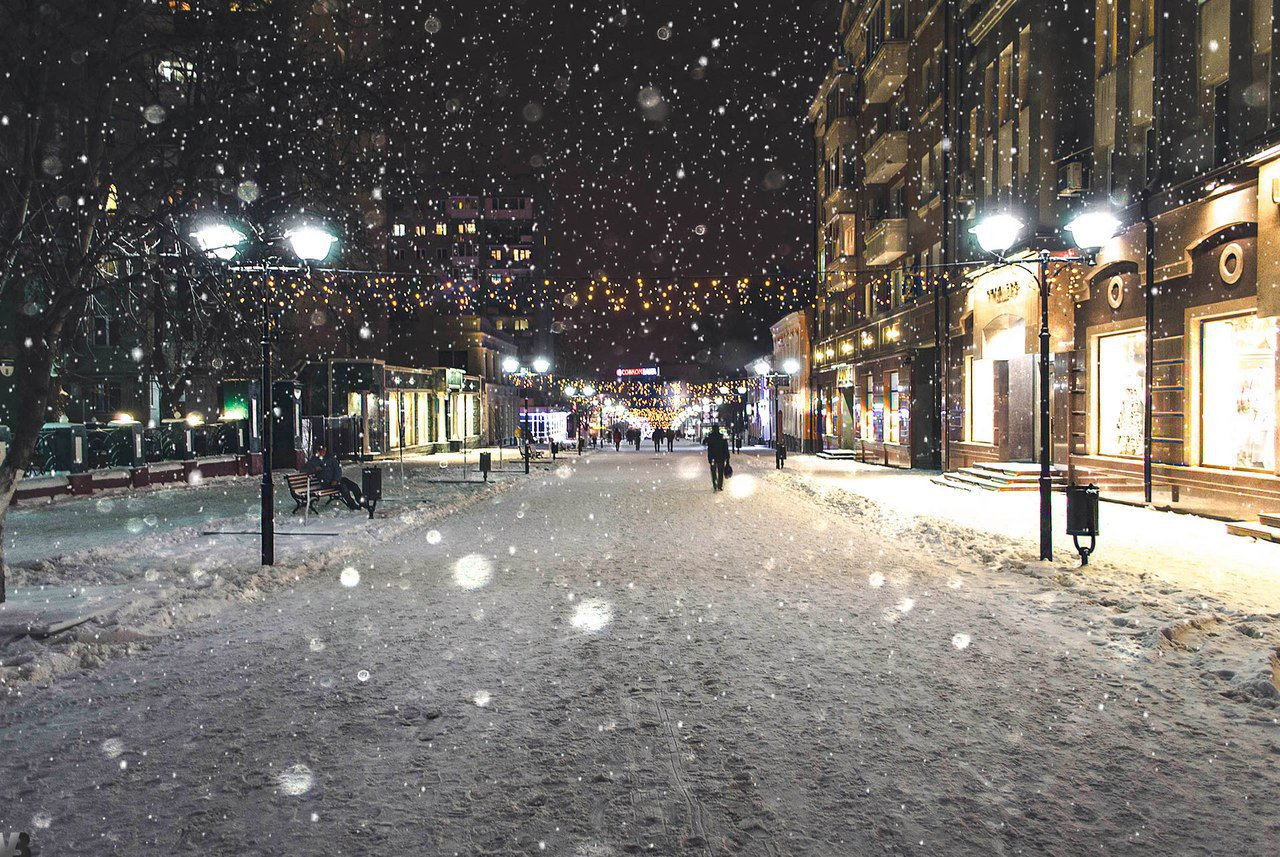 фотосессия в саратове зимой видом
