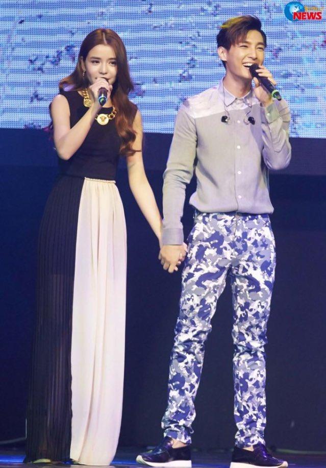 Aaron yan and tia li dating website