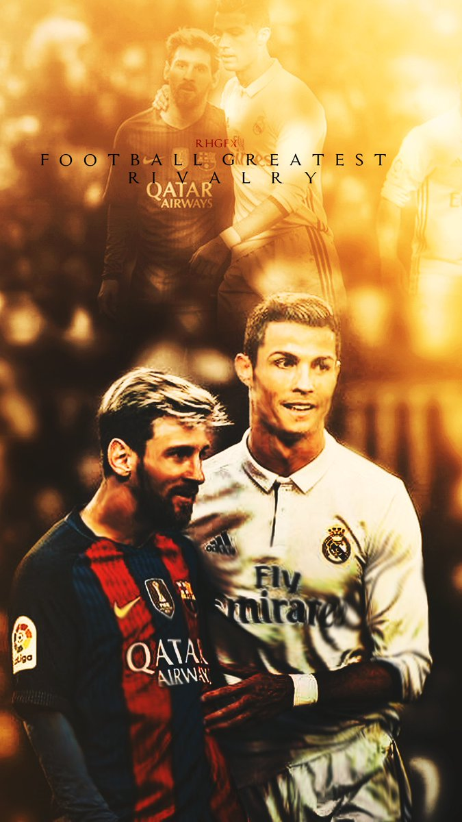 Rhgfx On Twitter Football Greatest Rivalry Ever Cristiano