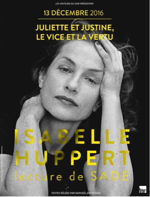 RT @csermet2: J y serai @sallepleyel @huppert_films https://t.co/BGhXXnzgDK