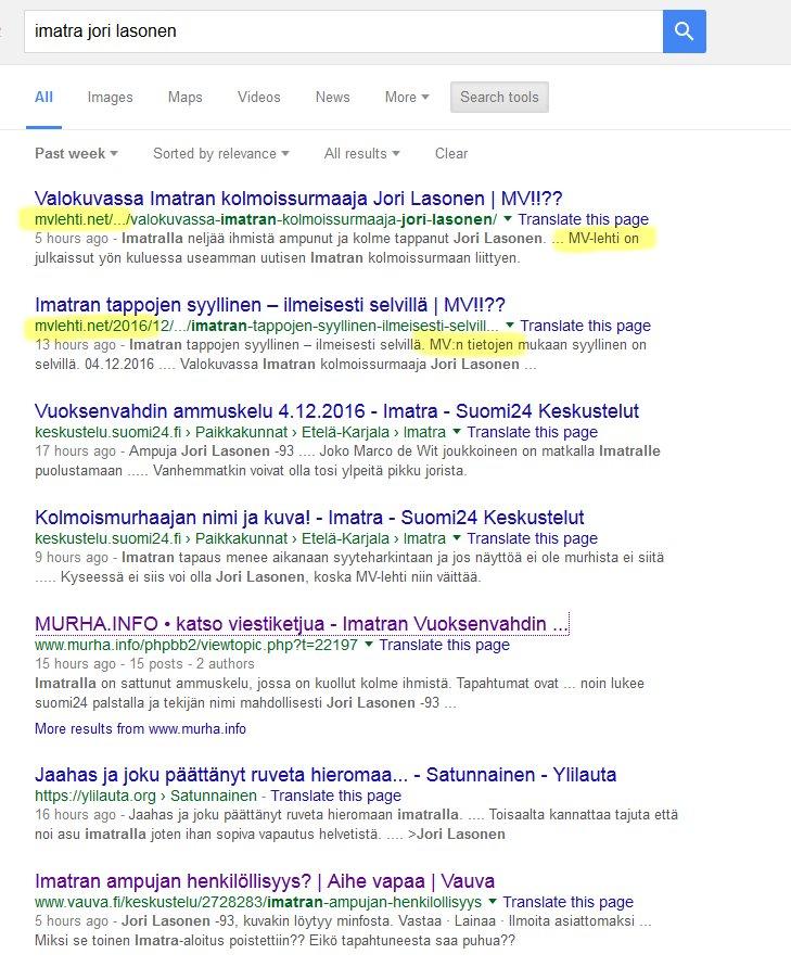 suomi24 keskustelu imatra
