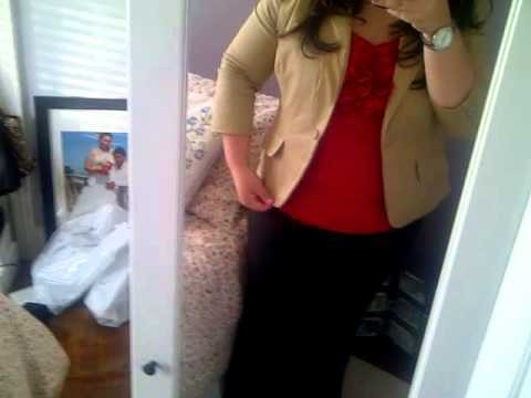 Plus Size OOTD- Another work outfit by gggloss
