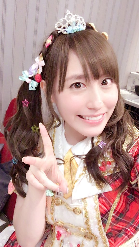 リスアニ!ライブ台湾!!!ありがとうございました〜(*´◇`*)あー、Pちゃんのみんなの声援いーっぱい届いたし、みーんなのハピハピな笑顔も見られて幸せでした♪楽しかったよーぅ☆あ、まさかのリス君とアニーちゃんも来てくれましたよ?⸜(๑⃙⃘ᵕ๑⃙⃘)⸝⋆* pic.twitter.com/hj2IuAo04B