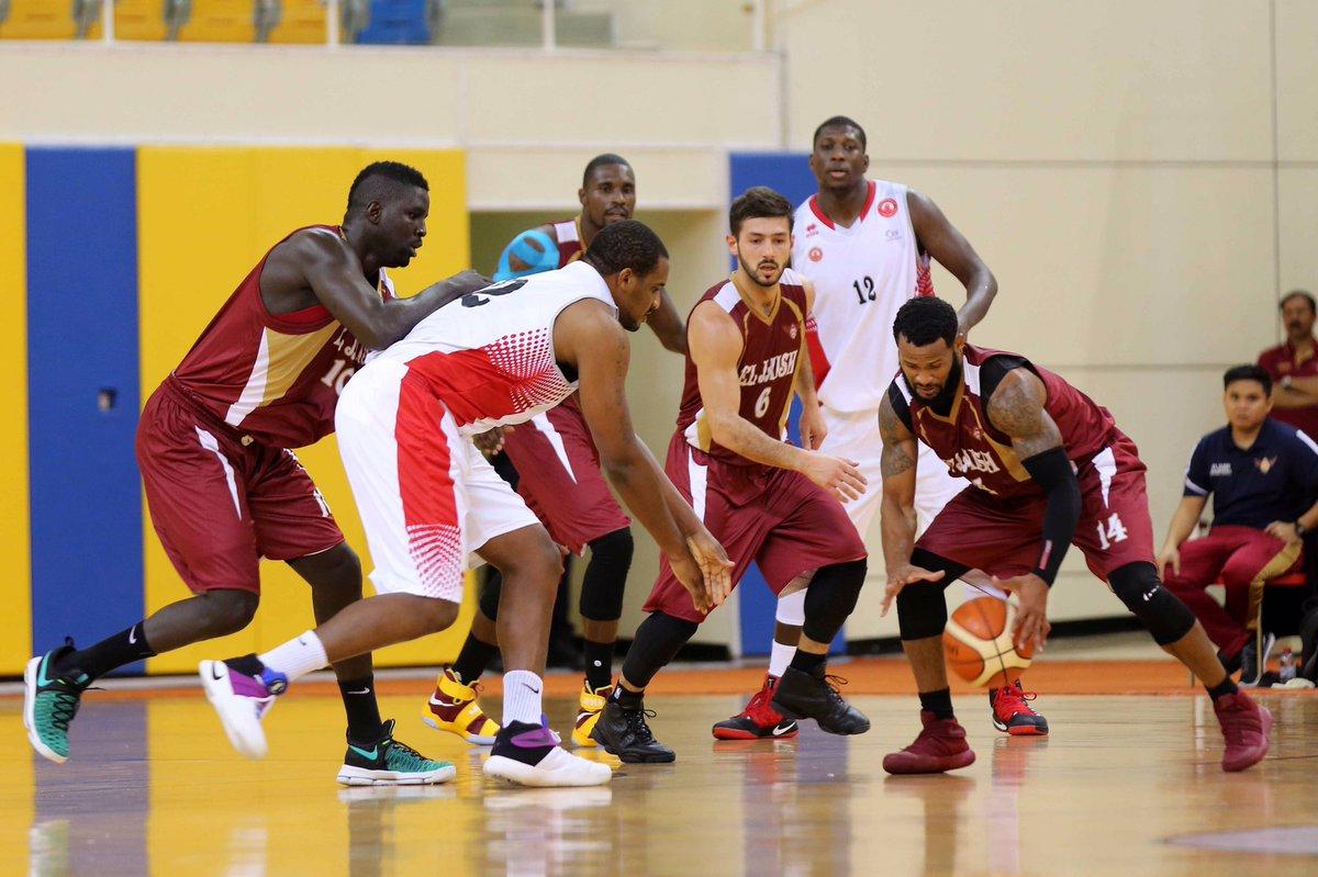 El Jaish defeat Al Arabi in Qatar Basketball League