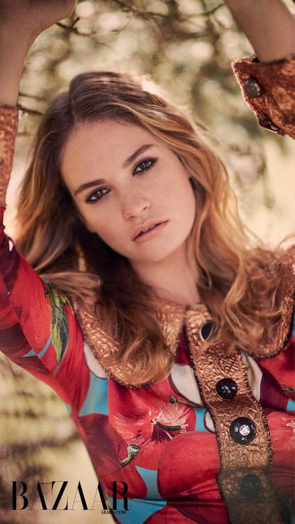 Lily James On Twitter
