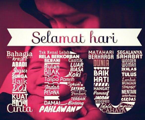 Gambar Kata Kata Twitterissä Ucapan Hari Ibu Dalam Bahasa