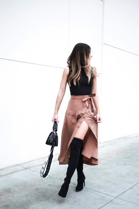 Top 7 Black Over-the-Knee Boots
