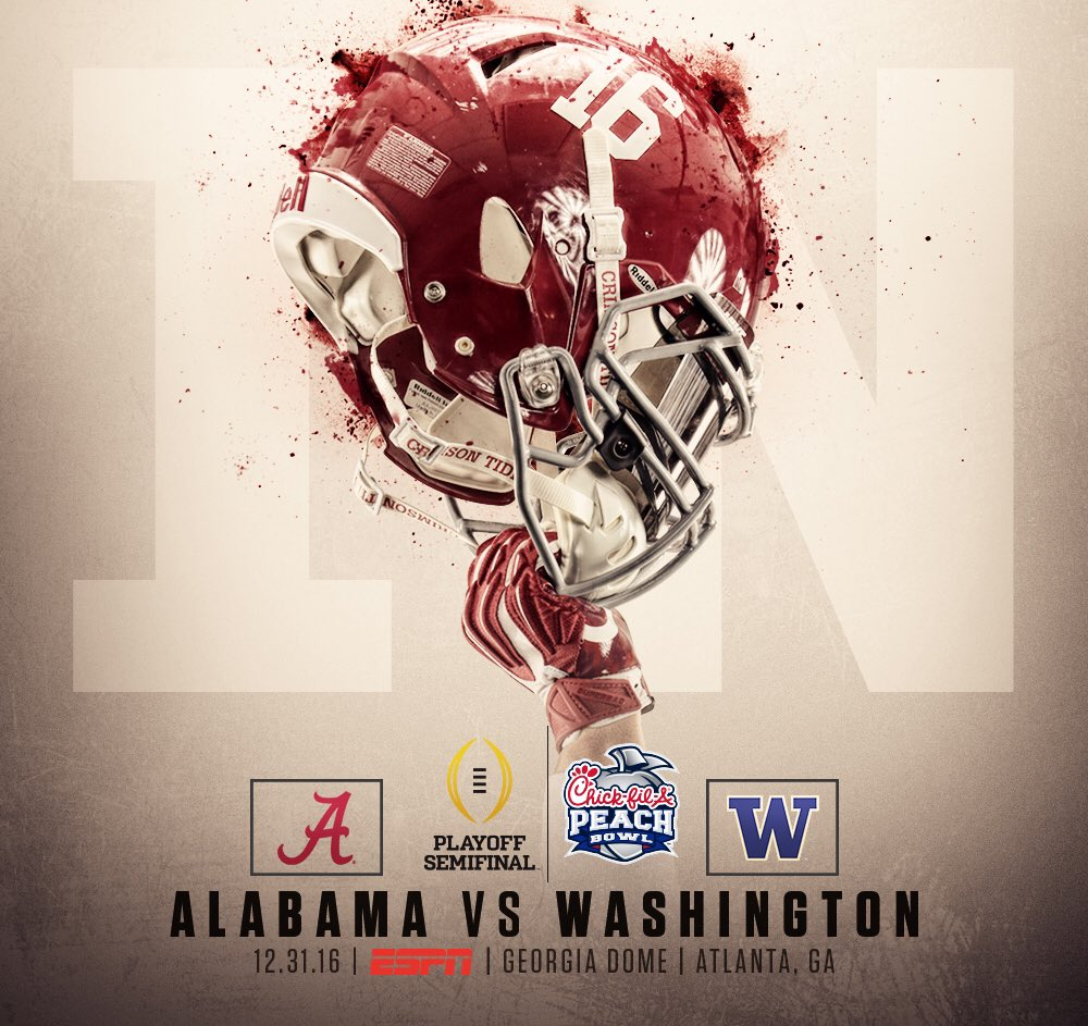Alabama Football su Twitter: \