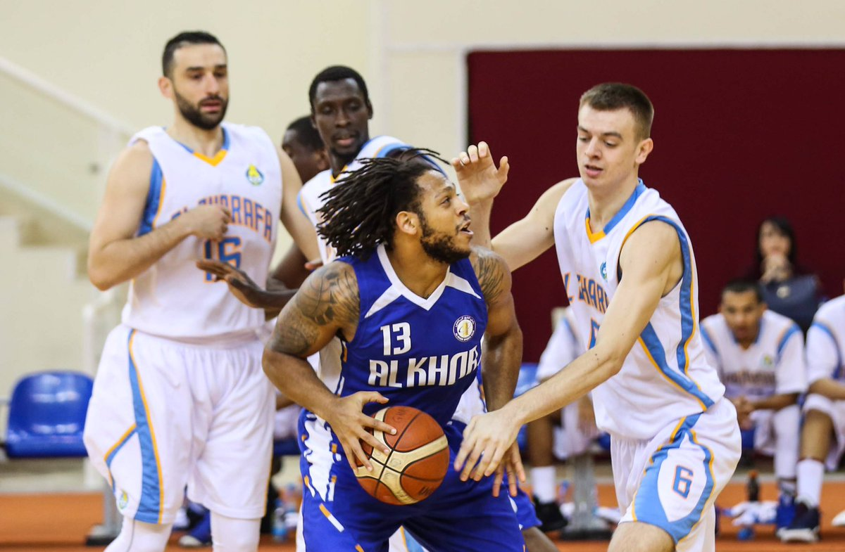 فوزان للجيش والغرافة في دوري كرة السلة