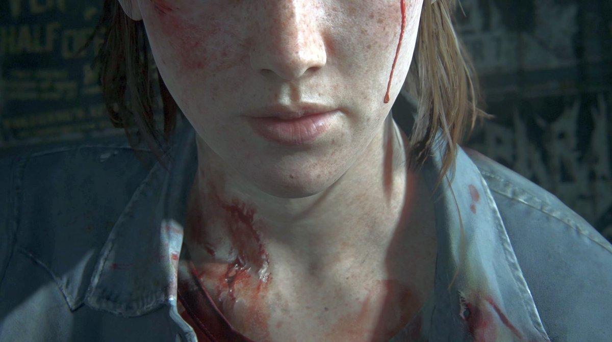 The Last of Us Part II Written By Neil Druckmann & Halley Gross