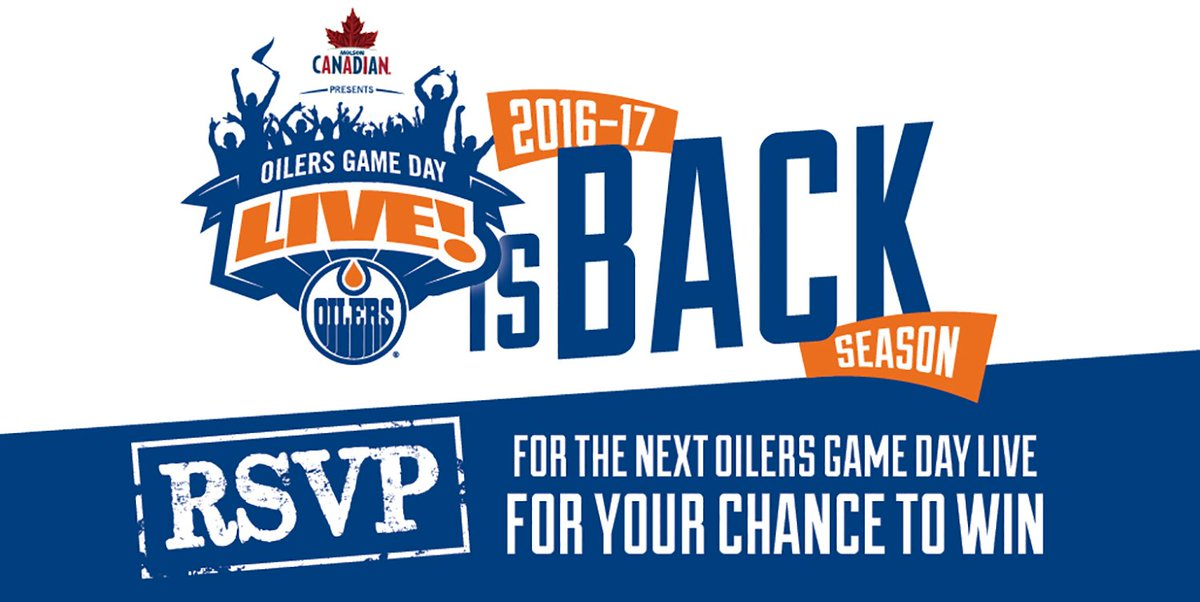 Edmonton Oilers On Twitter Reminder Our Next Molson Canadian Gamedaylive Flight Night Is Monday At Kelly S Pub Rsvp At Https T Co O53dkktmzg Https T Co Xiy2fi9onq