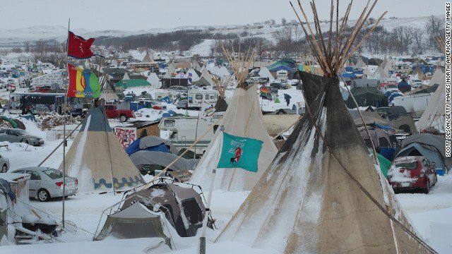 US Army says it will not allow proposed route of Dakota Access Pipeline, a victory for the Standing Rock Sioux tribe https://t.co/b1LJDu6oPC
