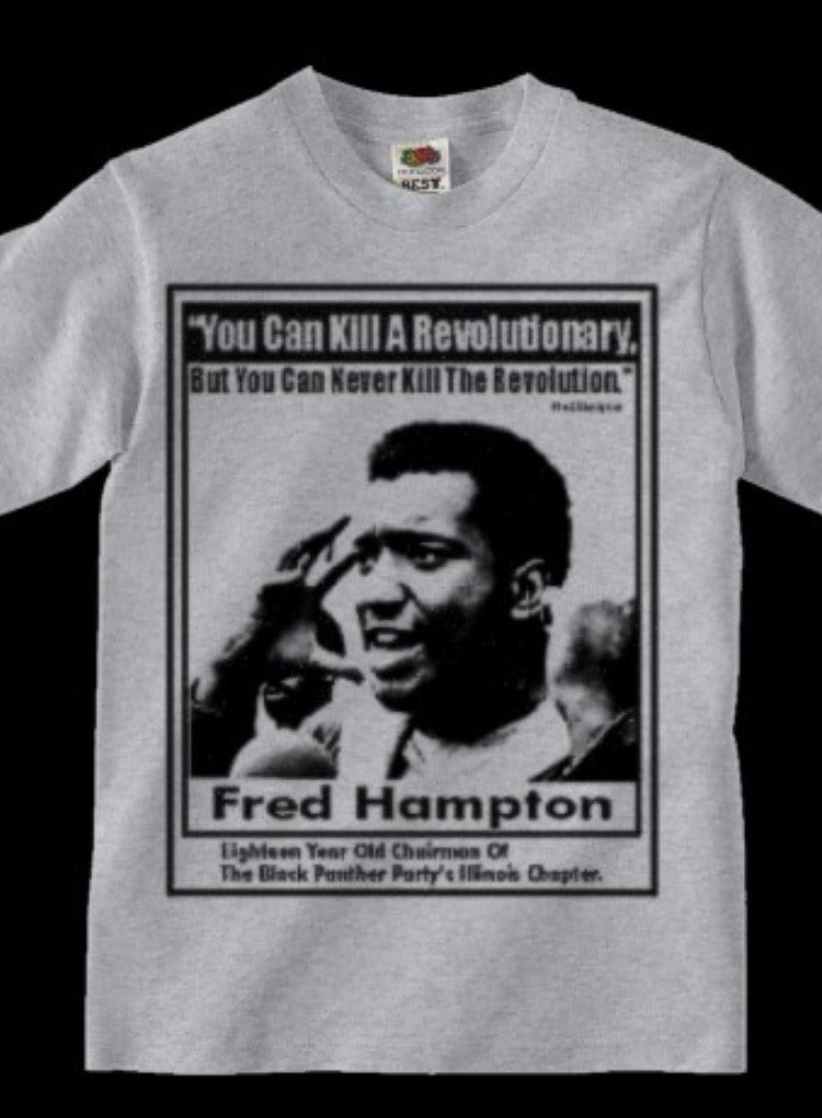 Image result for kaepernick hampton shirt