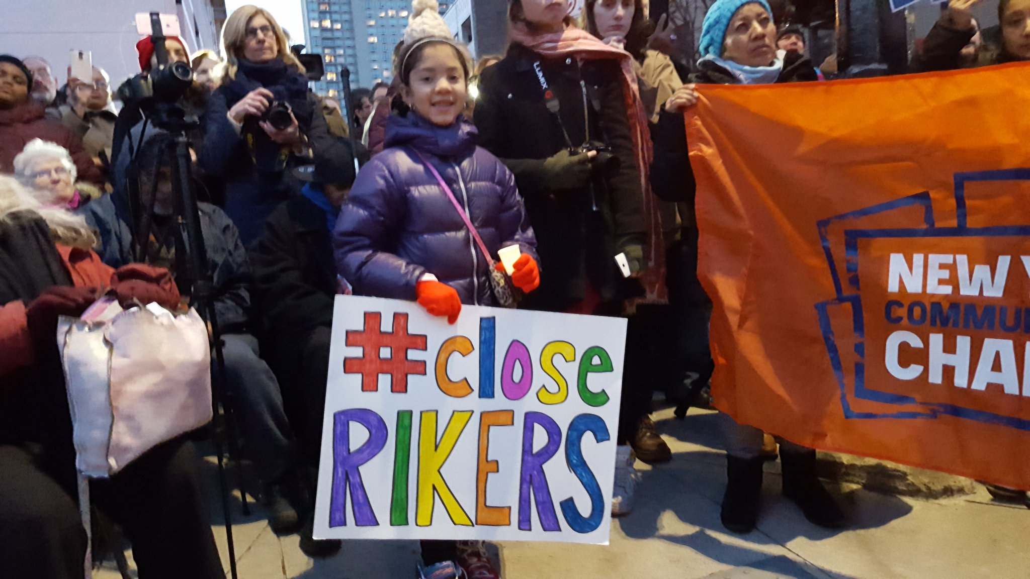 #CloseRikers for our future. @glennEmartin @closerikers @angiemartinez https://t.co/pxqQyr8D1a