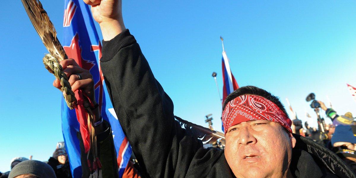 Environmentalists overjoyed at halt of Dakota Access Pipeline: