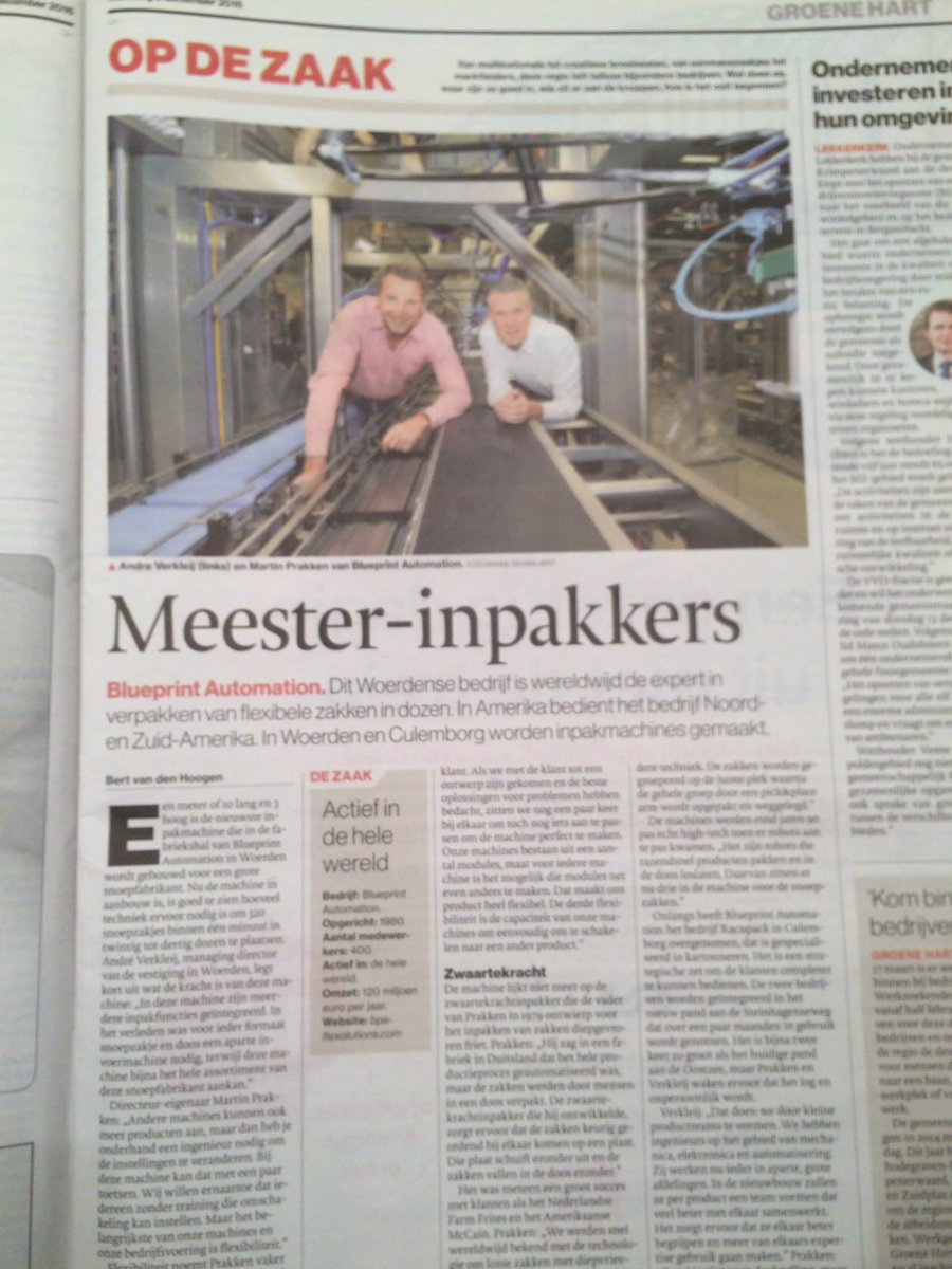 Blueprint automation on twitter bpa in het ad met interview blueprint automation on twitter bpa in het ad met interview martin prakken httpsth4e3szmwua malvernweather