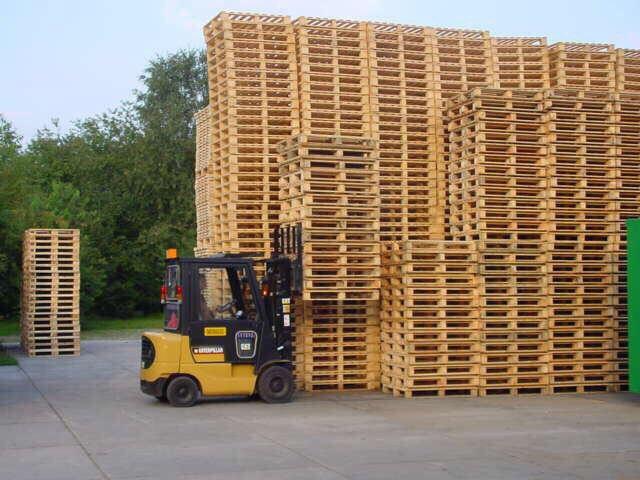 изготовление поддонов деревянных бизнес