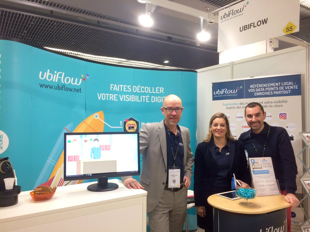 Photo Congrès FNAIM RENT2016 Ubiflow