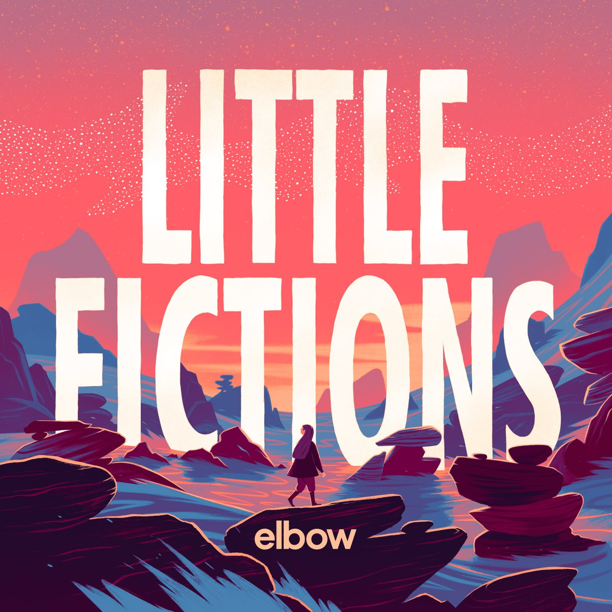 elbow's new album 'Little Fictions' will be released 3rd February 2017. https://t.co/9hStDtQ7V8