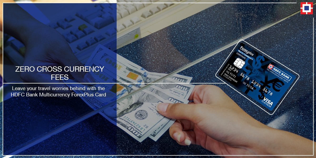 Hdfc multi currency forex card rates pinebridge investments hong kong office in beijing