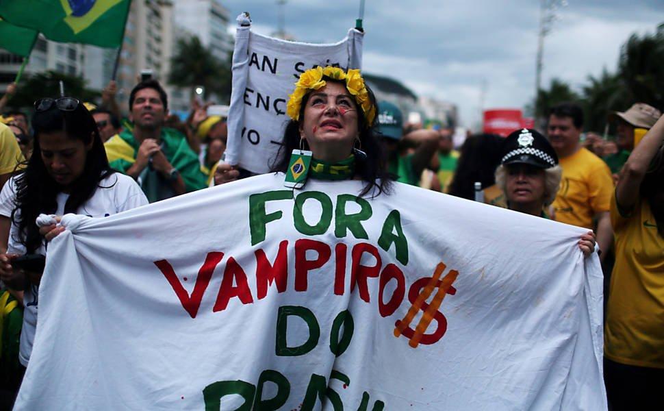 Vinicius Mota | Congresso pode virar o jogo se captar o recado das ruas https://t.co/R9IEfLLgMi