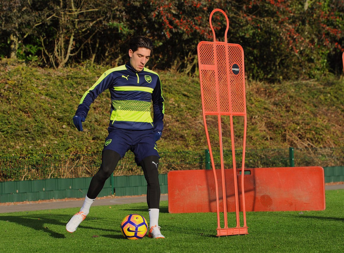 He is back! Massive injury boost for Arsenal ahead of Stoke City