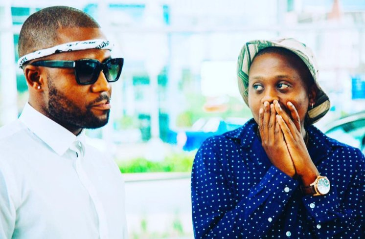 That time when Carpo pranked or irritated Cassper Nyovest.
