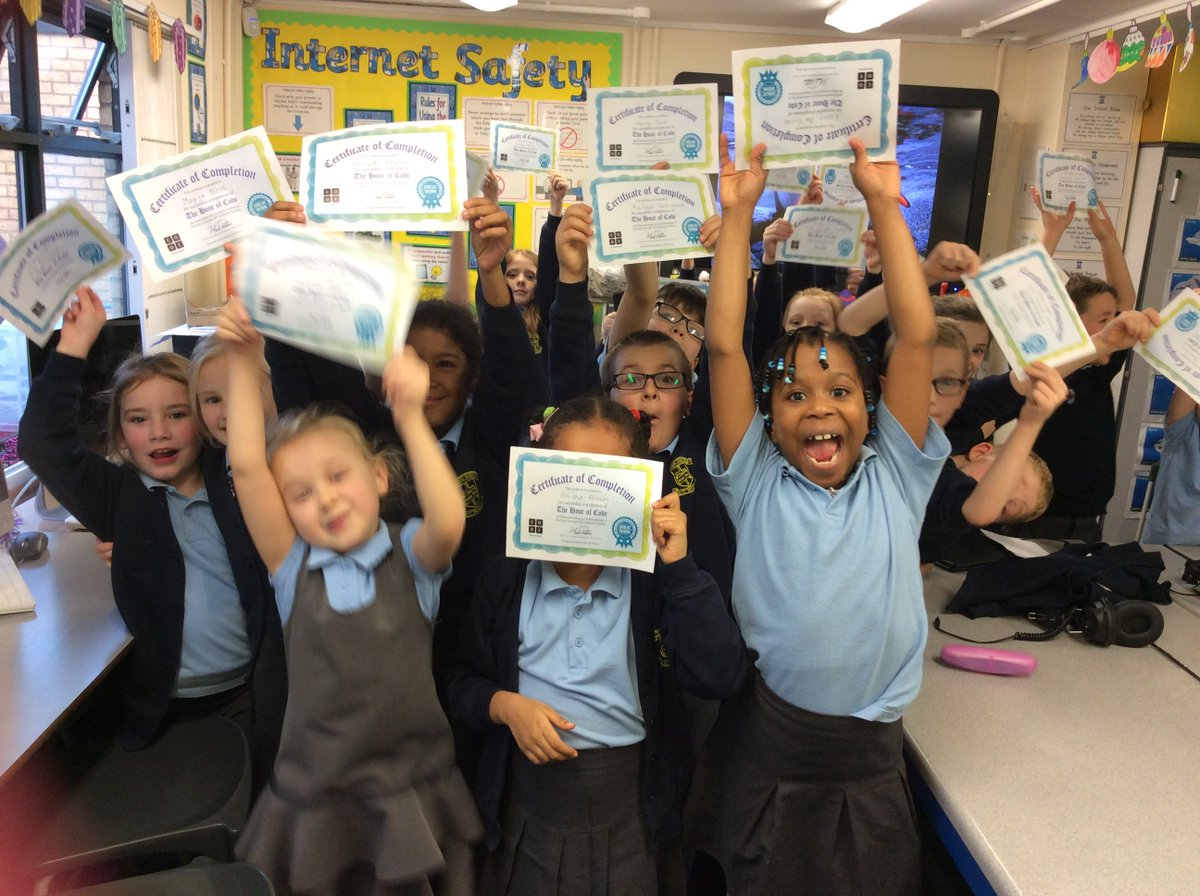 We did it, we completed our Hour of Code. Congratulations Year 3!