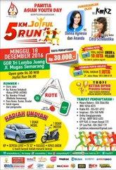 5K Joyful Run – 2016