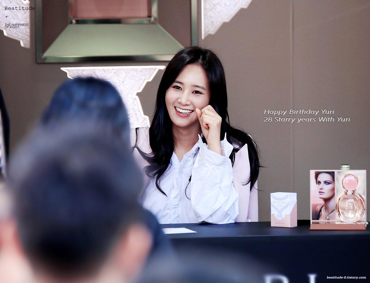 #권유리생일축하해 #28starryyearswithyuri  소녀시대 흑진주 유리의 생일을 축하합니다🎉🎉