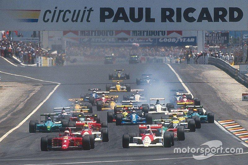 """port F on Twitter: """"【速報】2018年シーズンにおけるF1フランスGPの ..."""
