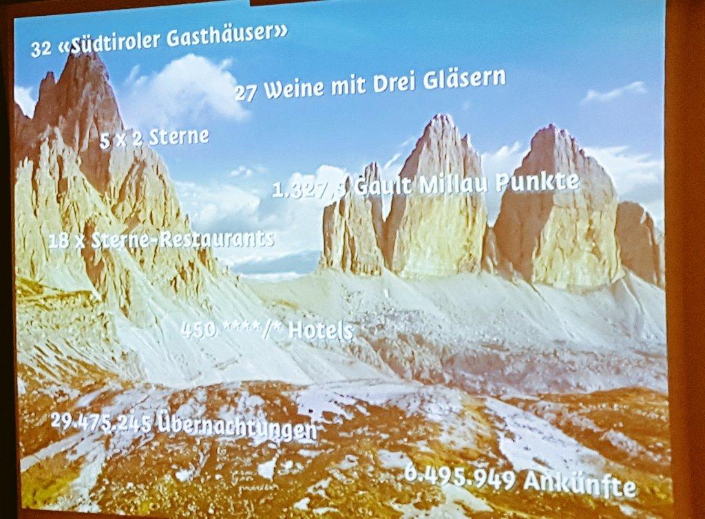 """#tmcbz """"kulinarische""""  Fakten die Südtirol von den benachbarten Destinationen unterscheiden https://t.co/9eTAxZkYu4"""