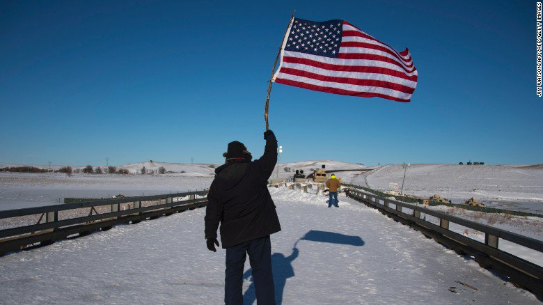 Plans to re-route the Dakota Access Pipeline could be reversed once President Obama leaves office next month
