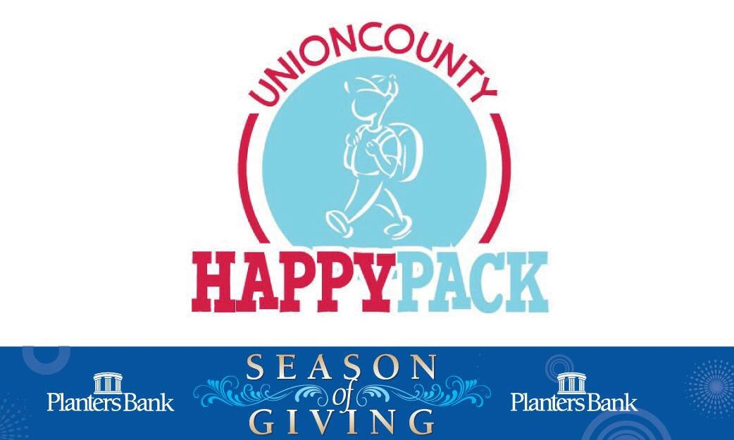 Planters Bank On Twitter It S Seasonofgiving For Unioncounty