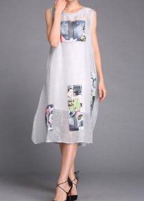 аппликация на платье из кружева